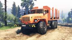 Ural-4320-10 v2.0 for Spin Tires