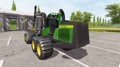 John Deere 1910E for Farming Simulator 2017