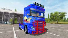 Scania R700 Evo Haribo for Farming Simulator 2017