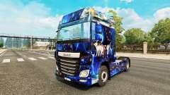 Fantasy skin for DAF truck for Euro Truck Simulator 2