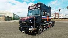 Russia skin for Scania T truck for Euro Truck Simulator 2