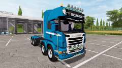 Scania R730 8x8 for Farming Simulator 2017