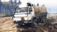 KamAZ-4310 v7.0 for Spin Tires