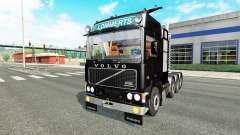 Volvo F10 8x4 PBA heavy for Euro Truck Simulator 2