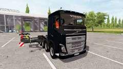 Volvo FH 10x10 v2.0 for Farming Simulator 2017