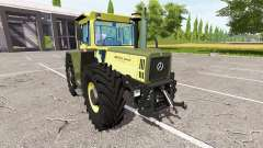 Mercedes-Benz Trac 1800 Intercooler for Farming Simulator 2017