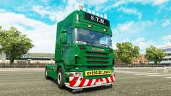 Scania R730 danmark class edition v1.15 for Euro Truck Simulator 2