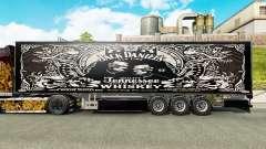 Semi-Trailer Chereau Jack Daniels for Euro Truck Simulator 2