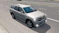 Advanced traffic v1.6.1 for American Truck Simulator