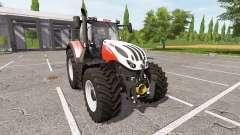 Steyr Terrus 6270 CVT ecotec v1.8 for Farming Simulator 2017