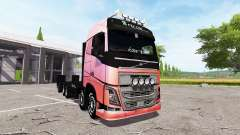 Volvo FH 750 tow truck for Farming Simulator 2017