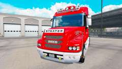 Iveco Strator v3.1 for American Truck Simulator