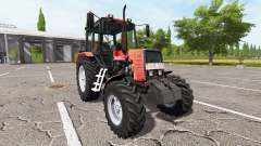 MTZ-820 Belarus for Farming Simulator 2017
