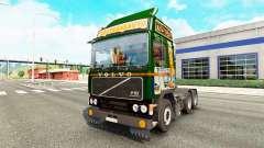 Volvo F10 Kinst for Euro Truck Simulator 2