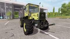 Mercedes-Benz Trac 900 Turbo v2.0 for Farming Simulator 2017