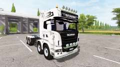 Scania R730 container for Farming Simulator 2017