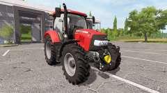 Case IH Maxxum 110 CVX v1.1 for Farming Simulator 2017