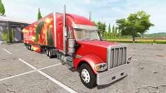 Lizard TX 415 Barrelcore Coca-Cola for Farming Simulator 2017