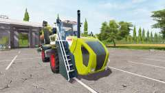 CLAAS Cougar 1400 for Farming Simulator 2017