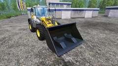 Liebherr L540 weight