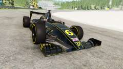 The formula 1 car v1.1 for BeamNG Drive