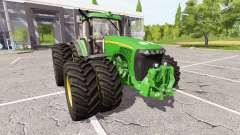 John Deere 8520 for Farming Simulator 2017