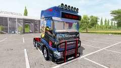 Scania R700 Evo schubert v1.0 for Farming Simulator 2017