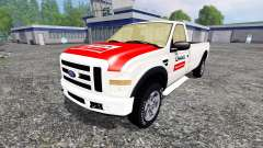 Ford F-250 single cab U-Haul