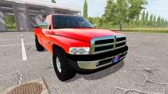 Dodge Ram 3500 1994 farm for Farming Simulator 2017