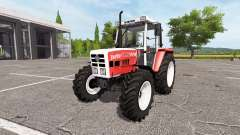 Steyr 8090A Turbo SK2 v2.2 for Farming Simulator 2017