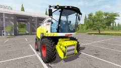 CLAAS Jaguar 860 for Farming Simulator 2017