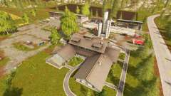 Goldcrest Valley v1.1 for Farming Simulator 2017