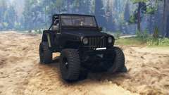 Jeep Wrangler (TJ) for Spin Tires