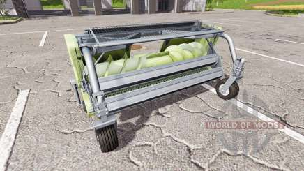 CLAAS Deleto 300 v1.1 for Farming Simulator 2017