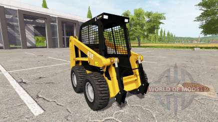 Cams Libra 635 for Farming Simulator 2017