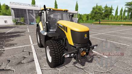 JCB Fastrac 8310 route for Farming Simulator 2017