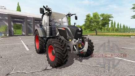 Fendt 310 Vario black beauty for Farming Simulator 2017