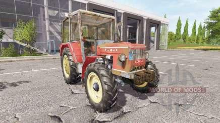 Zetor 5718 for Farming Simulator 2017