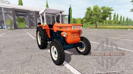 Fiat 420 for Farming Simulator 2017