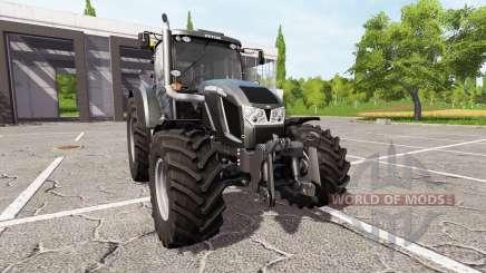 Zetor Forterra 135 limited black edition for Farming Simulator 2017