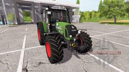 Fendt 820 Vario TMS for Farming Simulator 2017