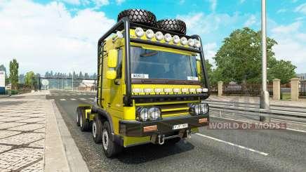 DAF XF 8x4 for Euro Truck Simulator 2