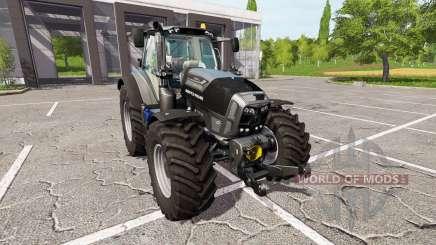 Deutz-Fahr Agrotron 7250 TTV warrior v5.2 for Farming Simulator 2017