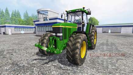John Deere 7810 for Farming Simulator 2015