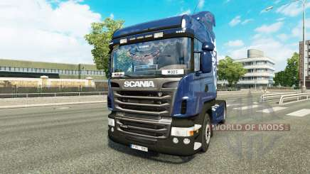 Scania R420 v2.0 for Euro Truck Simulator 2