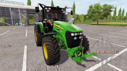 John Deere 7730 for Farming Simulator 2017