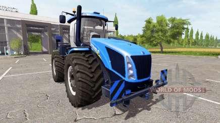 New Holland T9.565 multicolor v1.2 for Farming Simulator 2017