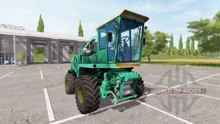 Don-680 v2.0 for Farming Simulator 2017