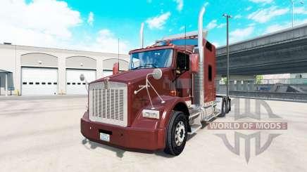 Kenworth T800 v0.5.2 for American Truck Simulator