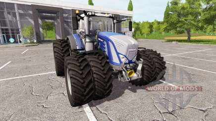 Fendt 936 Vario blue edition for Farming Simulator 2017